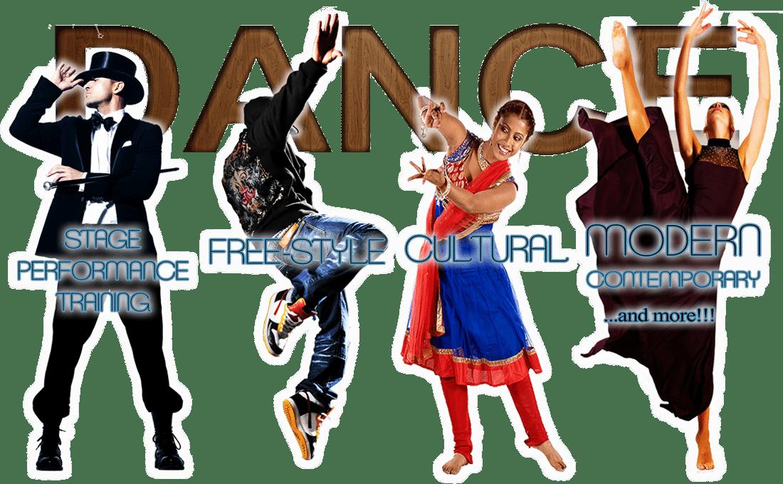 Cultural Dance and DancerSize Fitness Classes