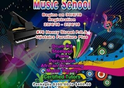Music Training Programme