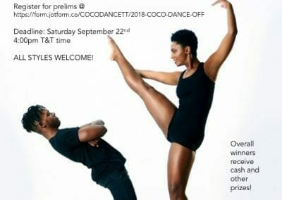 dance de coco dance off 2018 - final