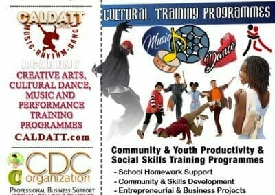 CADA Cultural Arts and Performance Training Programme