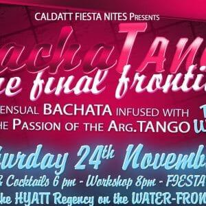 BachaTango - Dinner & Latin Dance Fiesta on the Water-Front