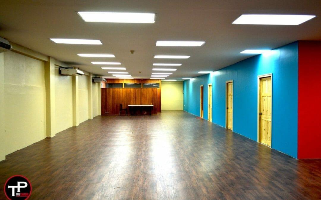 Studios, Facilities & Spaces